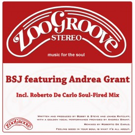 Bobby and Steve feat. Andrea Grant 'Good in my Sou' (Zoo Groove Stereo)