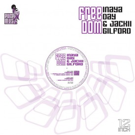 Inaya Day and Jackii Gilford 'Freedom' (Purple Music)