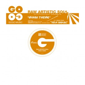RAW ARTISTIC SOUL 'Miami Theme (GOGO Music)